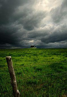 South Dakota farm; photo by Phil Koch -- This is my home.