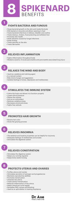 Spikenard benefits - Dr. Axe http://www.draxe.com #health #holistic #natural