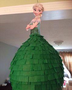 Piñata de princesa Disney congelados Elsa por BobbiGirlBoutique