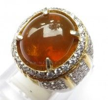 Batu Fire Opal | Web Batu Permata, Koleksi Batu Permata, Batu Mulia, Jual Harga Murah