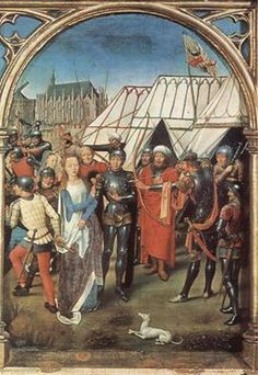 October 21 is the Feast of: St. Ursula Because of the lack of definite information about the anonymous group of holy virgins who on some uncertain date were killed at Cologne, their commemoration was omitted from the General Roman Calendar when it ...(See the rest of the story here:) https://www.facebook.com/St.Eugene.OMI/