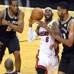NBA: Los Spurs vuelven a dar una cátedra al Heat y el domingo podría consagrarse