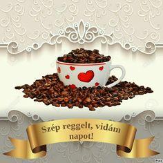 Dog Bowls, Good Morning, Mugs, Tableware, Buen Dia, Dinnerware, Bonjour, Tumblers, Tablewares