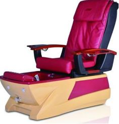 PSU NS 238 Pedicure Spa Chair   $1,735.00 Pedicure Spa Chair: Shiatsu massage system - rolling, tapping, kneading, multifunction Power seat - recline,...