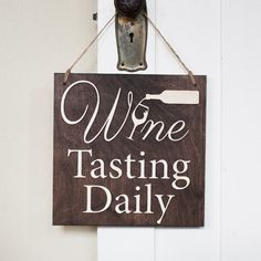 Wine Decor - Major Wine Tips That Assist You In Making Smarter Choices Wine Glass Sayings, Wine Quotes, Wine Tasting Room, Wine Tasting Party, Wine Making Kits, Wine Signs, Homemade Wine, Wine Decor, Wine Art