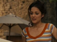 capture the castle: cinematic style - Marion Cotillard in A Good Year