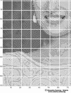 Gallery.ru / Фото #4 - Леди ДИ - sampo Stitch 2, Cross Stitch, Diagram, Lady, John Wayne, Woman, People, Crafts, Dots