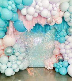 Sequin Wall, Sequin Backdrop, Balloon Backdrop, Balloon Wall, Balloon Garland, Balloon Decorations, Baby Shower Decorations, Happy Birthday Decor, Birthday Decorations