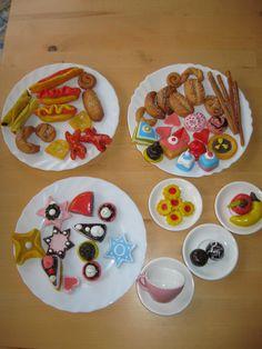 Vyrábíme pečivo pro panenky | Krejčovství pro panenky