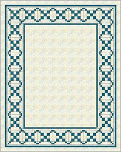 Explore a Single Chain and Knot quilt design. 12 designs. Straight & on-point settings. Border ideas. Free block instructions. Simple quilt. Great results!