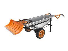WORX Aerocart Snow Plow Attachment - WA0230