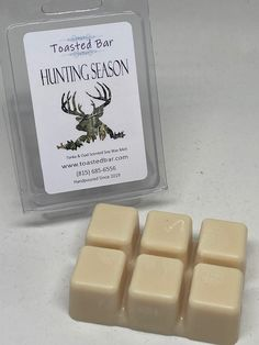 Fall Scents, Hunting Season, Soy Wax Melts, Candles, Candy, Candle Sticks, Candle