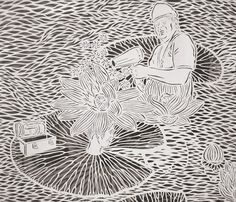 Incredible Intricately Cut Paper Designs By Bovey Lee Cut Paper - Incredible intricately cut paper designs bovey lee
