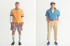 Beyond Closet: 2014 S/S Collection – Retro Schoolboy Cool