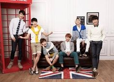 Shoes brand 'Clarks' released an image from a photo shoot with their new exclusive models, the handsome boys of B2ST!  Read more: http://www.allkpop.com/article/2014/01/b2st-slip-into-clarks-shoes-as-new-exclusive-models#ixzz2riKLT7Os  Follow us: @allkpop on Twitter | allkpop on Facebook