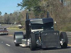 old rat rod trucks Rat Rod Trucks, Big Rig Trucks, Diesel Trucks, Semi Trucks, Cool Trucks, Pickup Trucks, Chevy Trucks, Diesel Rat Rod, Dually Trucks