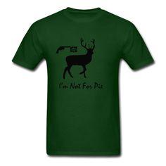 Christmas Deer - Men's T-Shirt Christmas Deer, Christmas Shirts, Heather Black, Fruit Of The Loom, Cloth Bags, Polo Shirt, T Shirt, Apparel Design, Fabric Weights