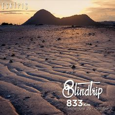 - Tag your friends to experience a BlindTrip together! 🌞🌴😎 -  BlindTrip means traveling without knowing your destinations and travel itineraries. We fulfill your travel lust in a way that is out–of–the–ordinary.   Follow us on instagram.com/eskepis