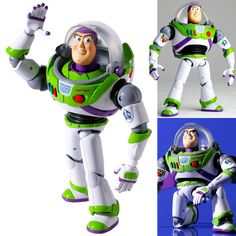action figure Disney TOY STORY Figura de acción Woody SCI-FI REVOLTECH