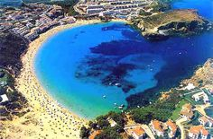 Menorca, Spain | Daytime entertainment consists mainly of the beach and related ...