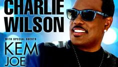 Charlie Wilson With Special Guests KEM and Joe PNC Arena, Raleigh, NC on February 18, 2015 « Front Row North Carolina