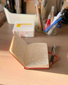 Trying out 'Morning Pages'. Use three pages to write down all my thoughts for the day so I can focus on the day at hand with less procrastination and distraction My Journal, Journal Pages, Morning Pages, Planner Tips, Hobonichi, Travelers Notebook, Productivity, Helpful Hints, Make It Yourself