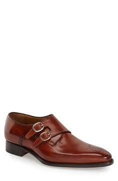Carlos+Santos+'Luoso'+Double+Monk+Strap+Shoe+(Men)+available+at+#Nordstrom