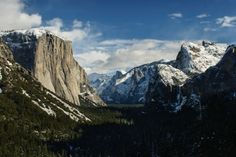 Yosemite Valley  #landscape #yosemite #valley