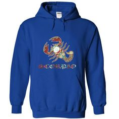 Scorpio Horoscope Zodiac T-Shirt...  - Click The Image To Buy It Now or Tag Someone You Want To Buy This For.    #TShirts Only Serious Puppies Lovers Would Wear! #V-neck #sweatshirts #customized hoodies.  BUY NOW => http://pomskylovers.net/scorpio-horoscope-zodiac-t-shirt-and-hoodie