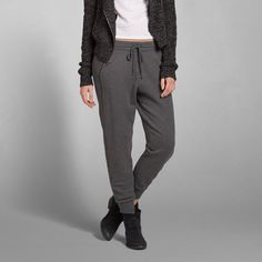 Womens Jorie Quilted Joggers   Womens New Arrivals   Abercrombie.com