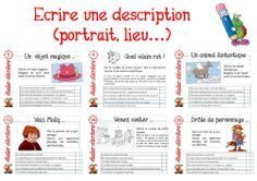 mini writing projects - 35 in total. French Teacher, Teaching French, French Classroom, French Immersion, French Lessons, Learn French, French Language, Writing Activities, Best Teacher