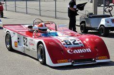 Chevron B-19 at Daytona HSR