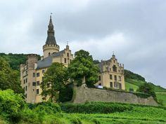 Panoramio - Photo of Schloss Arenfels