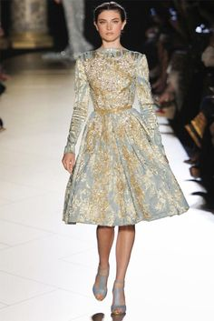 Dresses in Elie Saab Autumn-Winter 2012-2013 Couture