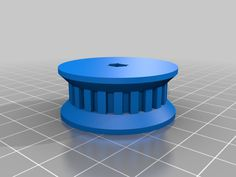 Replacement for the fragile acrylic Z motor gear/pulley. Adjustable Height Table, Adjustable Beds, 3d Printer Models, Chinese, Adjustable Height Desk, Chinese Language
