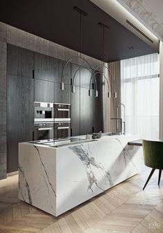 #interiordesign #kitchenislandideas #kitchens #kitchendesign