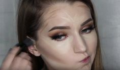 Blend Contour and Highlight | Flawless Face Makeup Tutorial For A Truly Glam Look