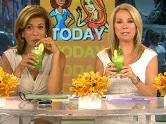 Not getting your fruit or veggie fill? Try Kathie Lee's secret drink - Kathie Lee & Hoda - TODAY.com