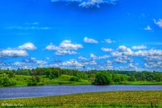 Beautiful sky in Minnesota...Hwy 23...photo by Cyn...June 15' 2014