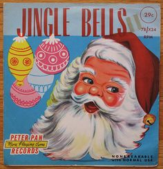 Peter Pan Records Jingle Bells