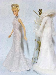 barbie snow queen pattern