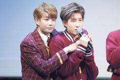 [12.11.16] Guru Fansign Event - MyungJun e JinJin