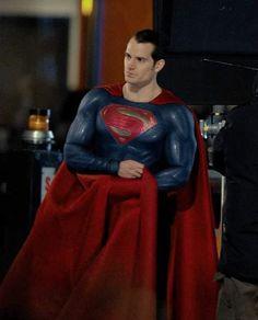 Henry Cavill | Clark Kent | Superman | Super Homem | DC Comics Henry Cavill Clark Kent, Kandi, Signs, Superman, Dc Comics, Baphomet, France, Photos, Fashion