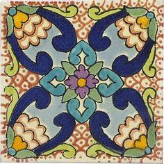 Mexican Tile - Samantha Mexican Tile