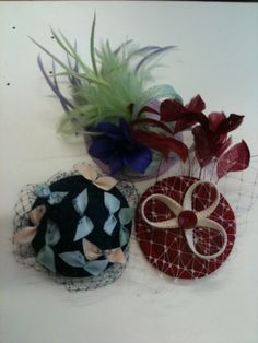 Fascinators go to www.etsy.com/shop/missmillinery to get your hands on these and many other fascinators.