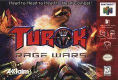 Turok Rage Wars, N64