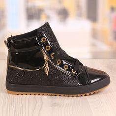 Ghete Dama Blaxy Sidex Negre Cod: 881 Dr. Martens, Combat Boots, Shoes, Fashion, Moda, Zapatos, Shoes Outlet, Fashion Styles, Shoe