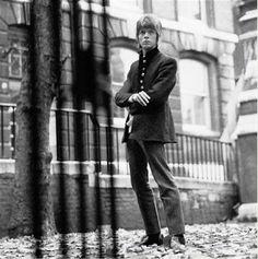 David Bowie, ca.1967