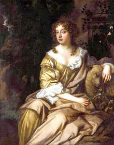 """Eleanor """"Nell"""" Gwyn February 1650 – 14 November also spelled Gwynn, Gwynne) was a long-time mistress of King Charles II of England and Scotland. Nell gwyn by peter lely c Roi Charles, King Charles, Hereford, Gabrielle D'estrées, Agnes Sorel, English Restoration, Charles Ii Of England, Cage Thoracique, House Of Stuart"""