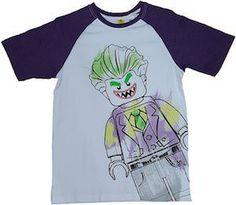 The Joker From The LEGO Batman Movie T-Shirt.